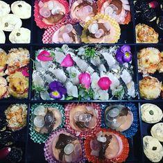 デリバリーオードブル Sushi, Japanese, Ethnic Recipes, Food, Meal, Japanese Language, Essen, Hoods, Meals