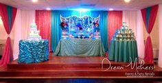 Masquerade Quinceañera Party Ideas | Photo 2 of 19 | Catch My Party