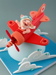 Masterclass in Modelling with Carlos Lischetti: Pigs Might Fly