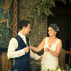 Sinead and Daniel's beautiful day at Barberstown Castle, captured by Bigger Picture Photography Irish Wedding, Big Picture, Beautiful Day, Confetti, Real Weddings, Castle, Bridal, Plus Fashion, Wedding Dresses