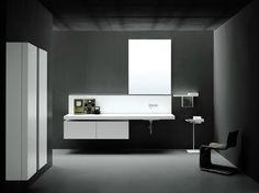 Vasque à Poser Simple En Cristalplant SOAP By Boffi Design - Salle de bain boffi