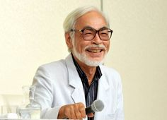 Director Hayao Miyazaki's Q&A session on his retirement press conference.  His works have changed my life.