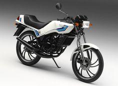 Yamaha 50cc.