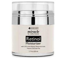1. Skincare Miracle by Radha Beauty Retinol Moisturizer