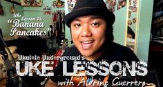 Uke Lesson 45 - Banana Pancakes SS