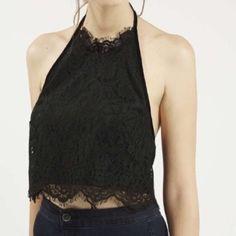 Top shop lace shirt SEND OFFERS !! Top shop lace shirt size 4. Topshop Tops Blouses