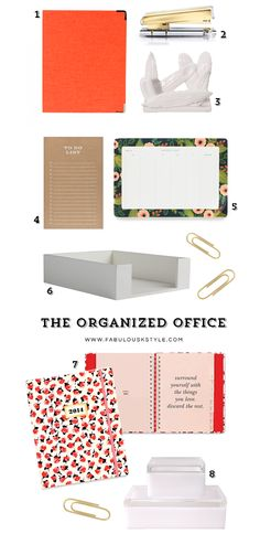 Getting Organized in the Office