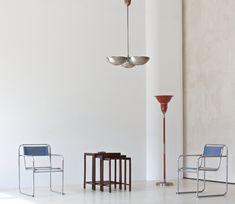The #Design #Gallery Zeitlos-Berlin presents original Bauhaus #furniture of renowned Designers like Ludwig Mies van der Rohe, Walter Gropius, Marcel Breuer, Marianne Brandt and Wilhelm Wagenfeld