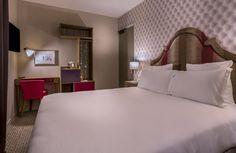 Hôtel La Parizienne – Chambre Aduacieuse - Elegancia Hotels #hotel #paris