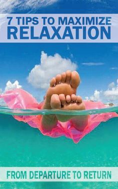 To get the most out of your Apple Vacation. How to relax to the max on a beach trip to #Mexico or the #Caribbean