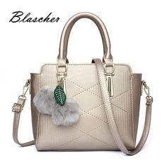 534df5d0b35 Cheap fashion handbag, Buy Quality handbags fashion directly from China  ladies handbags Suppliers  Fashion Elegant Casual Gold Color PU Women Bag  Office ...