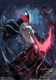 Zed League Of Legends, Desenhos League Of Legends, Champions League Of Legends, League Of Legends Characters, Fantasy Character Design, Character Design Inspiration, Character Concept, Character Art, Anime Fantasy