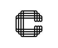 Less Is More: Minimalist, Strikingly Stylish Logotypes #Minimal
