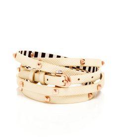 Rivington Metal Wrap Bracelet Jewelry Henri Bendel Accessorize