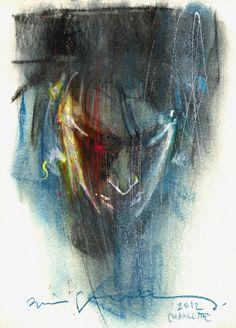 Morpheus by Bill Sienkiewicz.