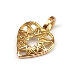 Double heart pendant | Pendants, Hangers, Anhänger | GoLDFABRIK - Fairtrade & Fairmined Designer Jewelry