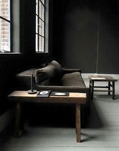 #loft #brown #interior