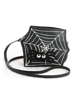 Cute Spider Crossbody Bag | Attitude Clothing