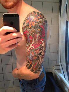 japanese tattoo - Imgur