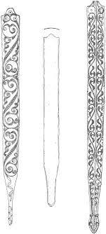 iron age dagger sheath - Google Search