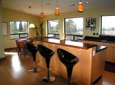 Kitchen Bar Table : Kitchen Design Ideas