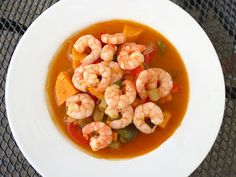 Yummy Healthy Kitchen: All Natural, Zero-Sugar: Sweet and Sour Prawn Broth from www.yummyhealthykitchen.com