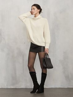 Coming soon: coldness. Get yourself ready in the Abbey Alpaca Sweater. https://www.thereformation.com/products/abbey-sweater-ivory?utm_source=pinterest&utm_medium=organic&utm_campaign=PinterestOwnedPins