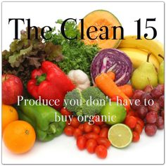 The Clean 15