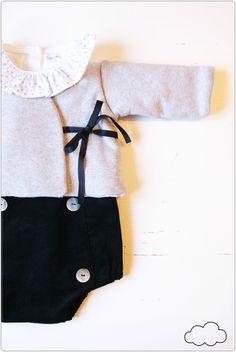 La petite barboteuse noire ☆ Théotime de Citronille ☆