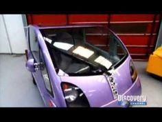 Carro Movido a Ar Comprimido no Pioneiros do Futuro . - YouTube