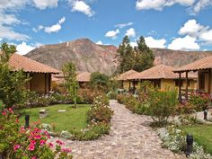 Sol Y Luna Resort beckons visitors to come and take time and relax in the Sacred Valley of Peru// (c) GTH & Nathan DePetris