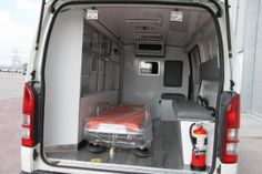 Spesifikasi Ambulance Toyota Hi Ace | Karoseri Ambulance