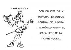 don quijote de la mancha dibujos