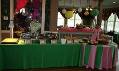2013 Easter Brunch Buffet at Legend Oaks!