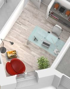 Plan maison moderne Bleuet - maison familiale Maisons Clair Logis Architecture, Sink, Home Decor, Blueberry, Homes, Home Decoration, Arquitetura, Sink Tops, Vessel Sink