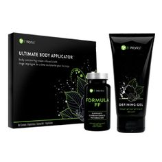 Are you Beach Ready? · Improve skin texture & tightness with the Ultimate Body Applicator · Minimize cellulite appearance with Defining Gel · Support carbohydrate metabolism and help fight diet-killing cravings with Formula FF Skinny Pack It Works Wraps, My It Works, Health And Beauty, Health And Wellness, It Works Distributor, Independent Distributor, Fat Fighters, Ultimate Body Applicator, Defining Gel