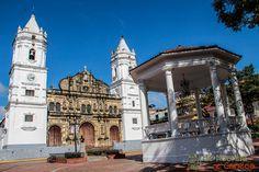 Catedral Basílica Santa Maria la Antigua de Panamá