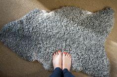 3 Ways with Sheepskin Rugs - Love Chic Living