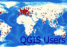 Planète QGIS logiciel cartographie open source