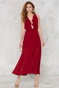 Spin Me 'Round Maxi Wrap Dress - Clothes | Party Shop | Midi + Maxi | Solid | Top Gifts