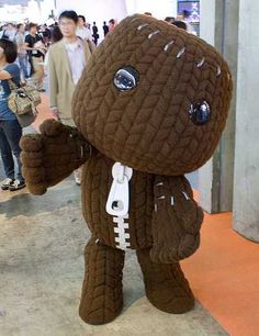 Sackboy (Little Big Planet)