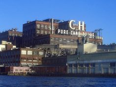 C&H Sugar Crockett CA | The C&H sugar refinery, Crockett, CA