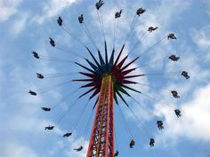 #carnival #swing.. dandelion quality to it. go from stagnate view to different angle