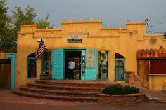 https://flic.kr/p/bpkNC1 | Old Town Emporium, Albuquerque, New Mexico | The Old Town Emporium in the old town plaza, Albuquerque, New Mexico. October 2006