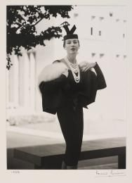 Diane Masters also wears Hall Ludlow, 1956-1957
