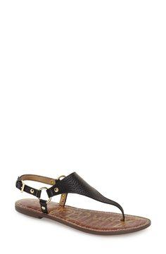 c0d71cc69d0d Sam Edelman  Greta  Sandal (Women) Cute Sandals