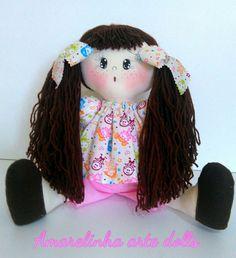 Boneca Giovanna