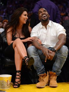 It's March Madness — See Stars Sitting Courtside at Basketball Games | Kim Kardashian, Kanye West & more