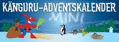 Känguru der Mathematik e.V. | Adventskalender mini Klasse 1-2