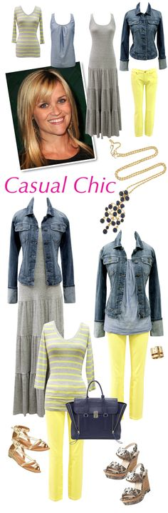 Casual and chic?  Find your style  @cabicanary.com.  I love being an independant fashion consultant and helping women find their style.